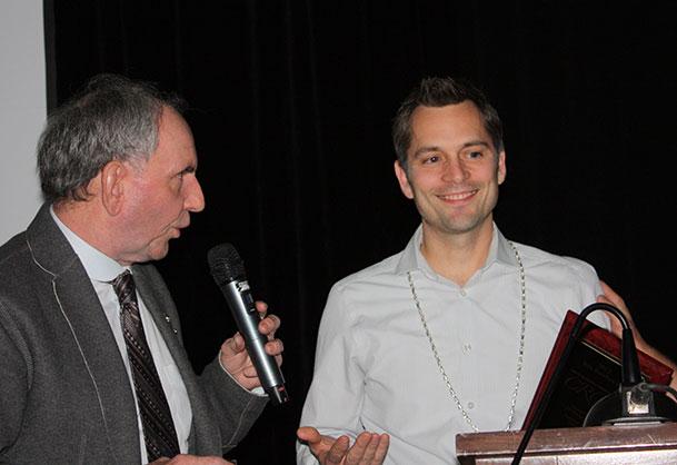 Prix Bacchus 2017: Patrick Laprise